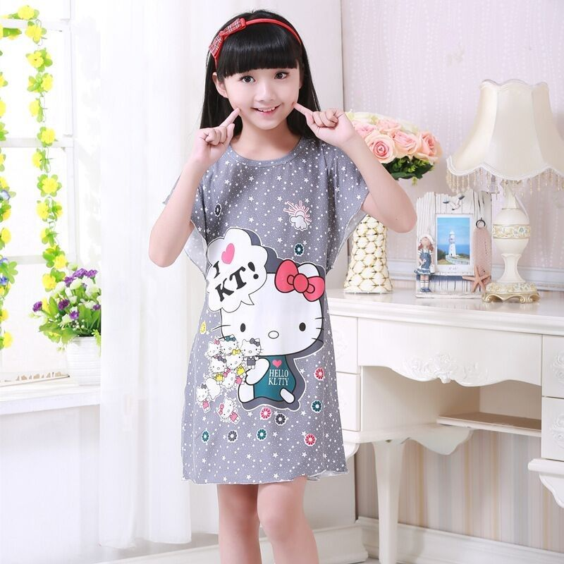 8093be1c0 Hello Kitty Nightdress //Price: $14.99 & FREE Shipping // World of