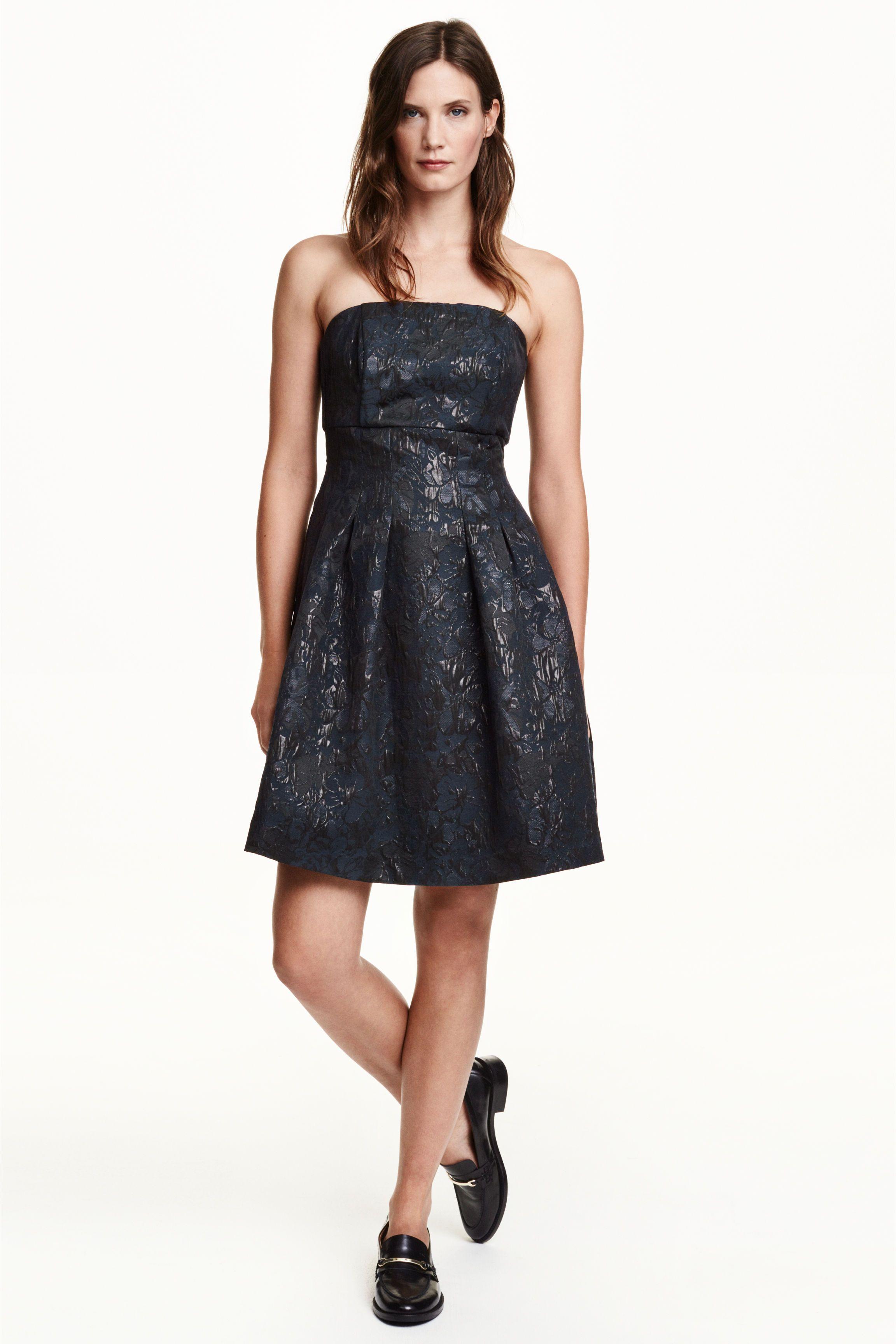 HM Bandeau Dress