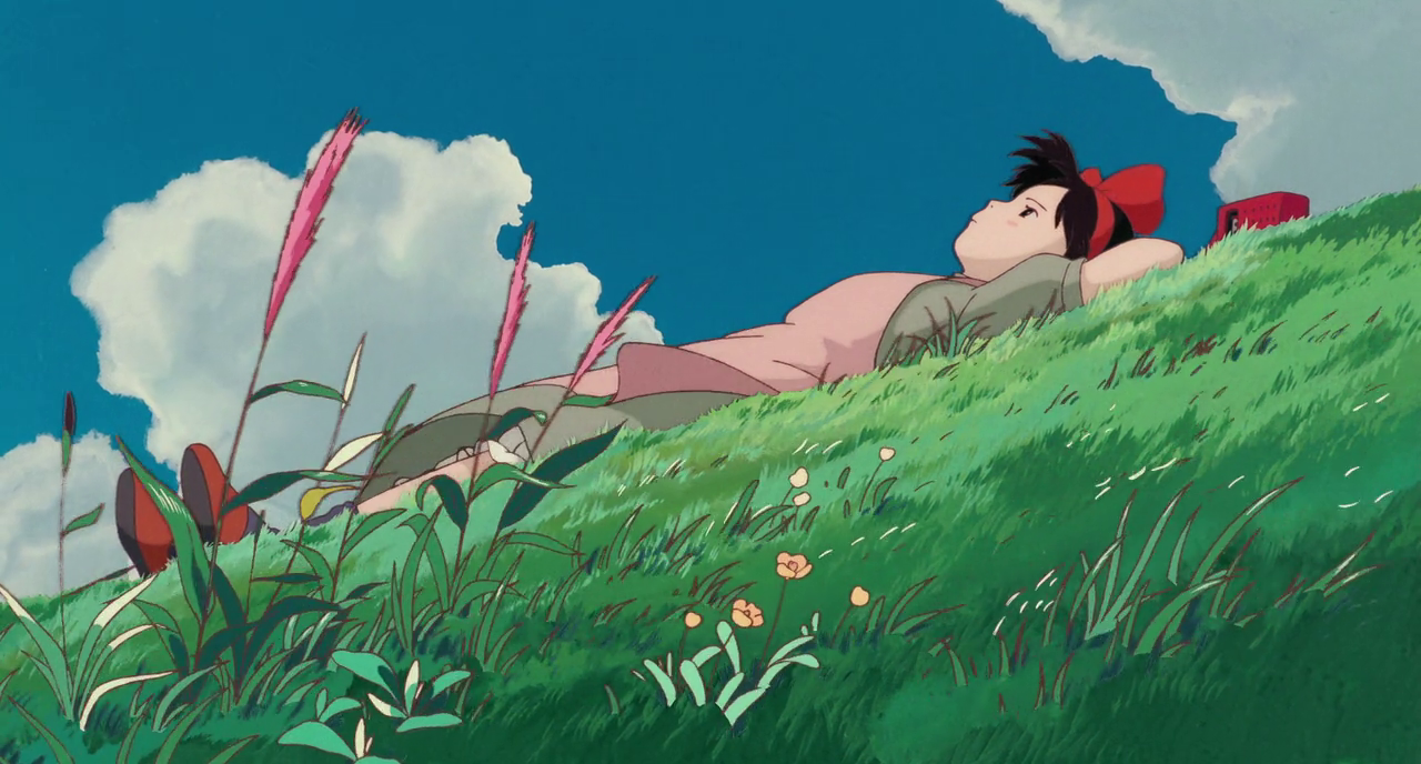 Kiki S Delivery Service Wallpapers Studio Ghibli Movies Studio Ghibli Ghibli