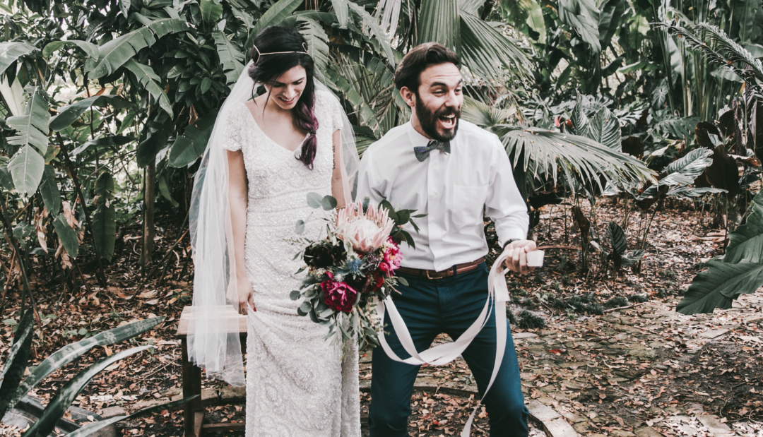 Bohemian Elopement Wedding in South Florida MIAMI BOUTIQUE