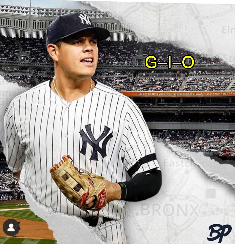 Gio Urshela New York Yankees Baseball New York Yankees Yankees Baseball
