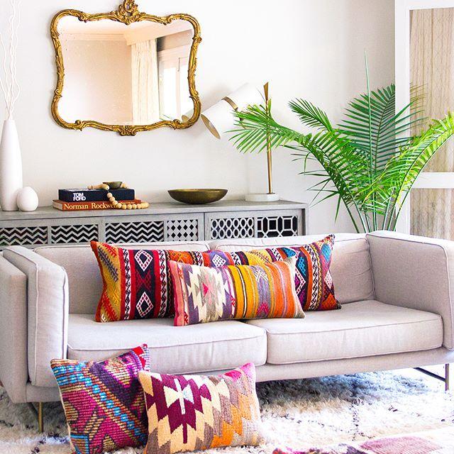kilim pillow 438  alyse  pillows living room baskets