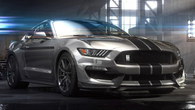 2020 Ford Mustang Shelby Gt500 Vin 001 To Be Auctioned At Barrett
