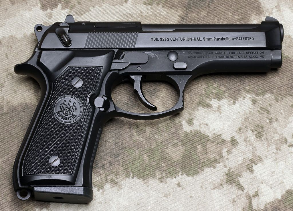 Beretta 92FS Centurion   Wish List   Pinterest   Guns and Weapons