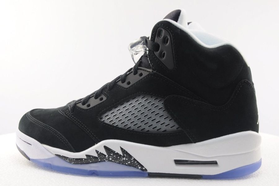 newest ab749 2d9ea Air Jordan 5 - Black - Cool Grey - White - SneakerNews.com ...