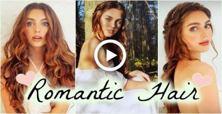 How To: Easy Bridal Hairstyles Tutorial How To: Easy Bridal Hairstyles Tutorial        How To: Easy Bridal Hairstyles Tutorial | Bohemian Romeo & Juliet Style   Hairstyles -