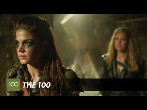 The 100 CW - Blood Must Have Blood, Part Two Clip 1 - Eliza Taylor, Marie Avgeropoulos - Octavia Blake; Clarke Griffin is doing the best she can, and it's not enough