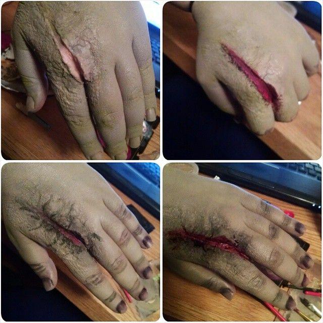Maggots – super easy to make diy maggots tutorial – monster tutorials.