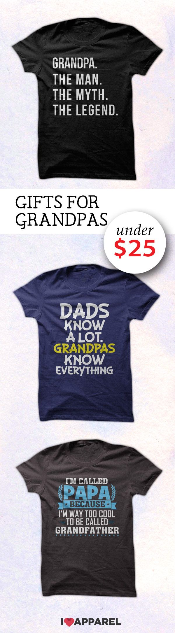 find the perfect gift for any grandpa buy any 2 or more items and get free us shipping