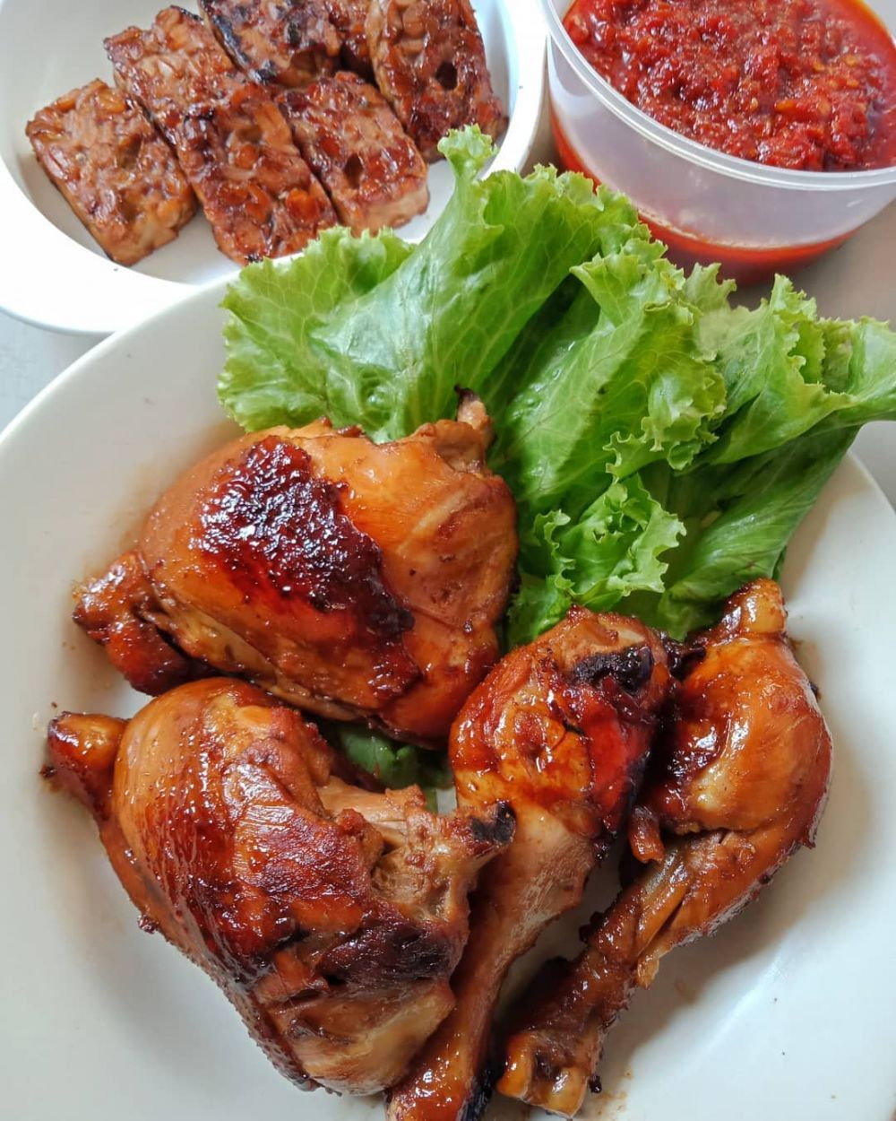14 Resep Cara Membuat Ayam Bakar Instagram 1001resepandalan Siska Dewi Lestari Resep Seafood Resep Makanan Sehat