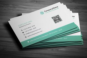 Corporate business card cb card pinterest business business corporate business card accmission Images