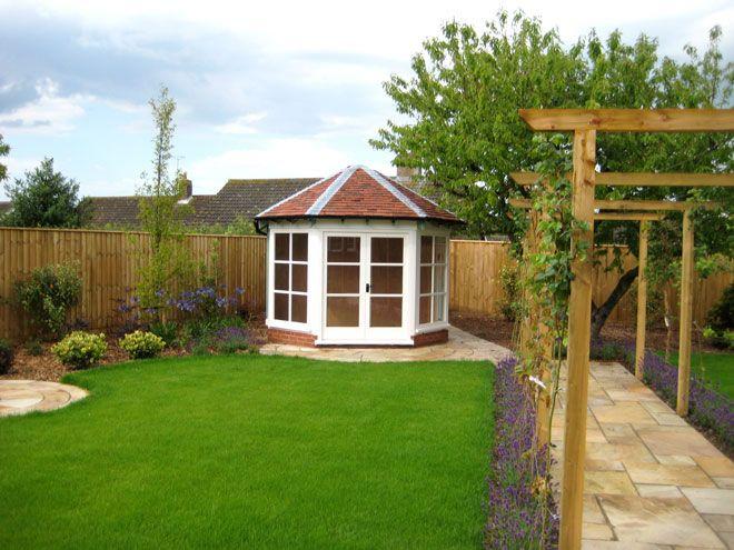 Summer houses and garden rooms jardin jardins