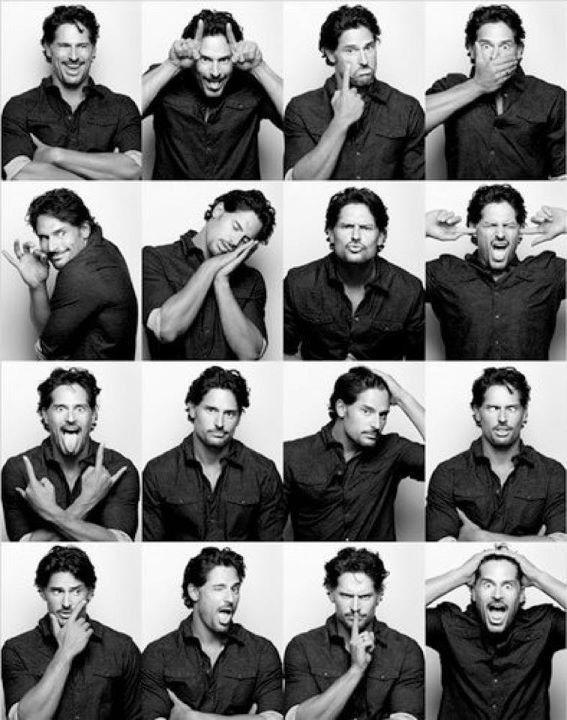 способ выражения лица для фото мужчины нас