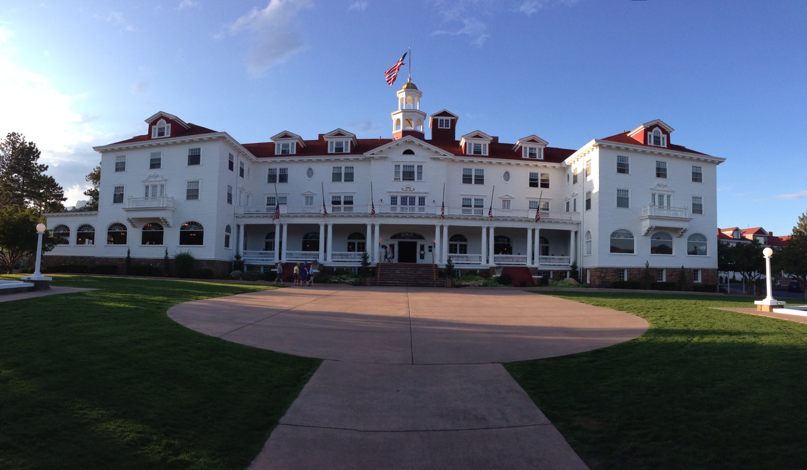 Stanley Hotel Estes Park Colorado. Ghost Tour