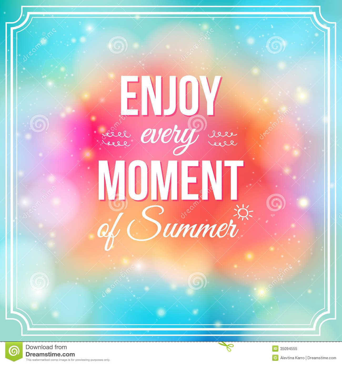Beau Explore Summer Holiday Quotes, Glitter Background And More!