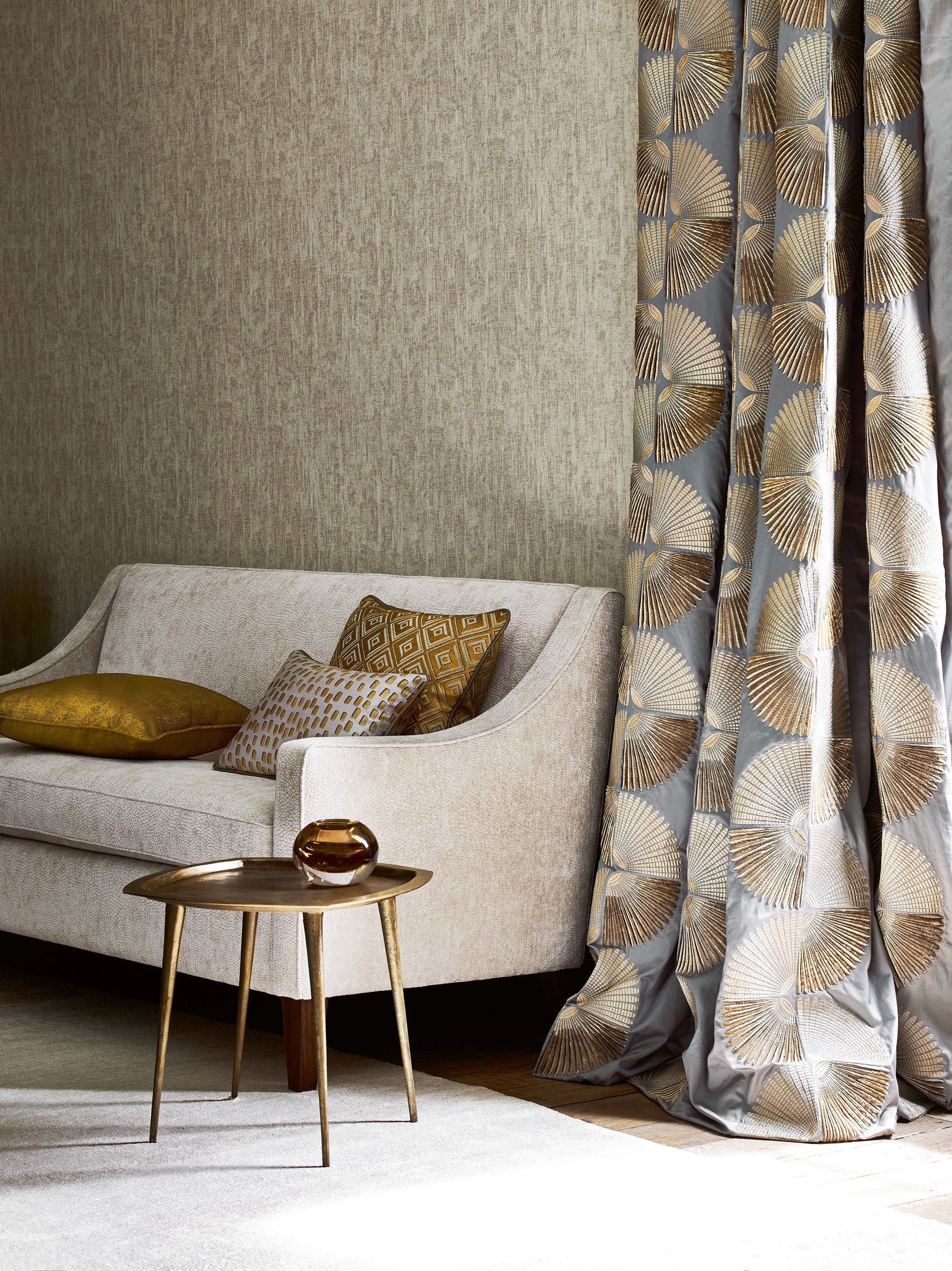 Fabrics from the atmosphere iv collection by jane churchill jane