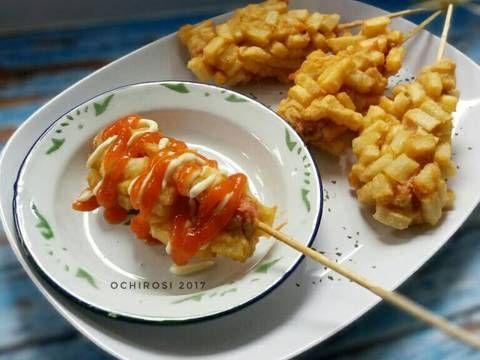 Resep Dokkebi Hottang Oleh Ochirosi Resep Resep Makanan Resep Makanan