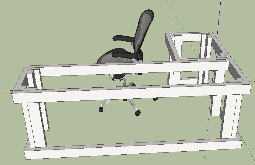 25+ Creative DIY Computer Desk Plans You Can Build Today