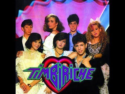 Timbiriche Rock Show Disco Completo Quinceañera Musica Romantica Romantico
