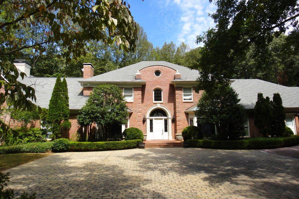 Beautiful Buckhead Atlanta Home Vacation Rental In Atlanta