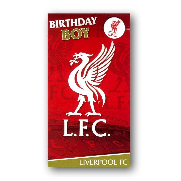 Pin On New Football Birthday Cards For 2018 2019 Season