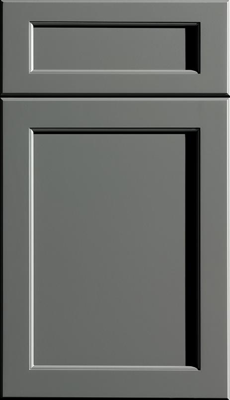 """Gray Shaker Cabinet Doors dura supreme cabinetry """"craftsman panel"""" cabinet door style"""
