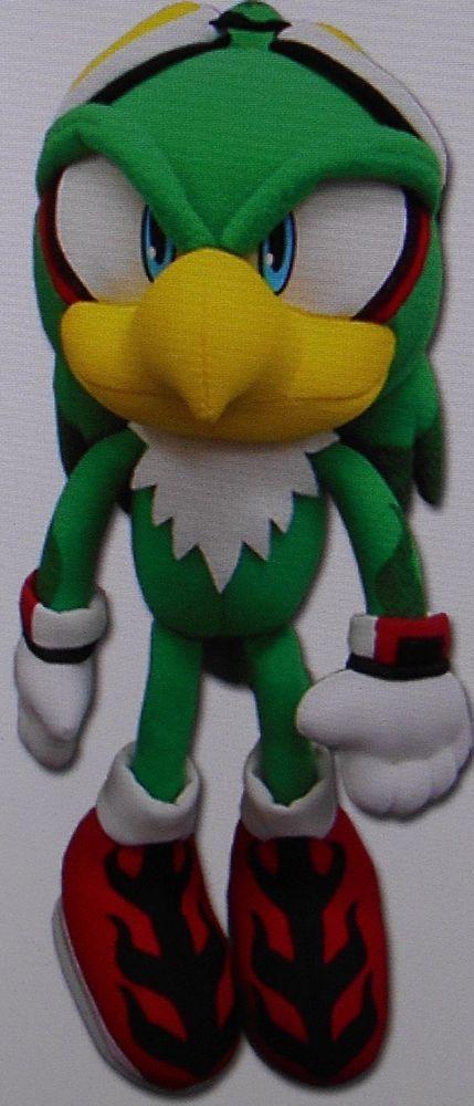 Jet The Hawk Sonic The Hedgehog Plush Figure 8 Tall Sonic Plush Toys Plush Dolls Sonic The Hedgehog