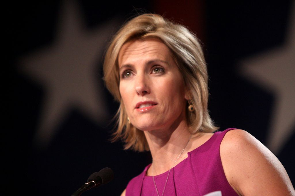 Is laura ingrahm a lesbian
