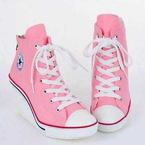 Wedge Tenis Tipo Sneakers Converse Looks Gratis Tacon Envio pqHwqZE