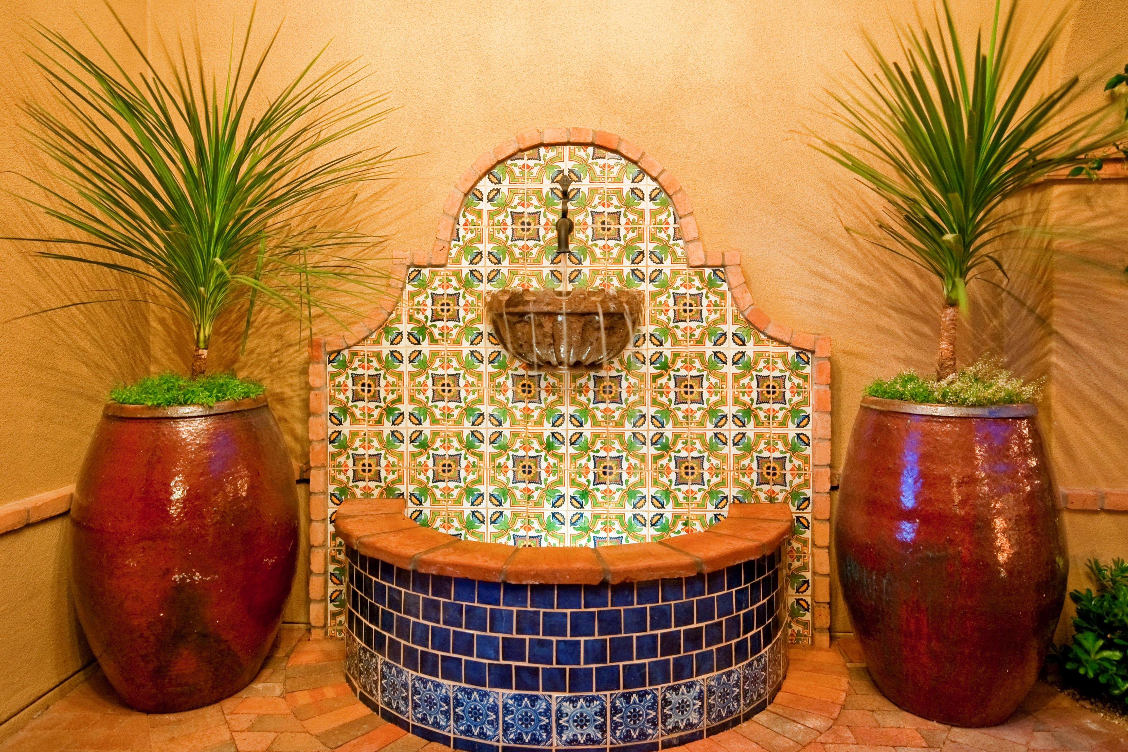 Design Notes: Fountains | Custom Homes Scottsdale | House/Decor ...