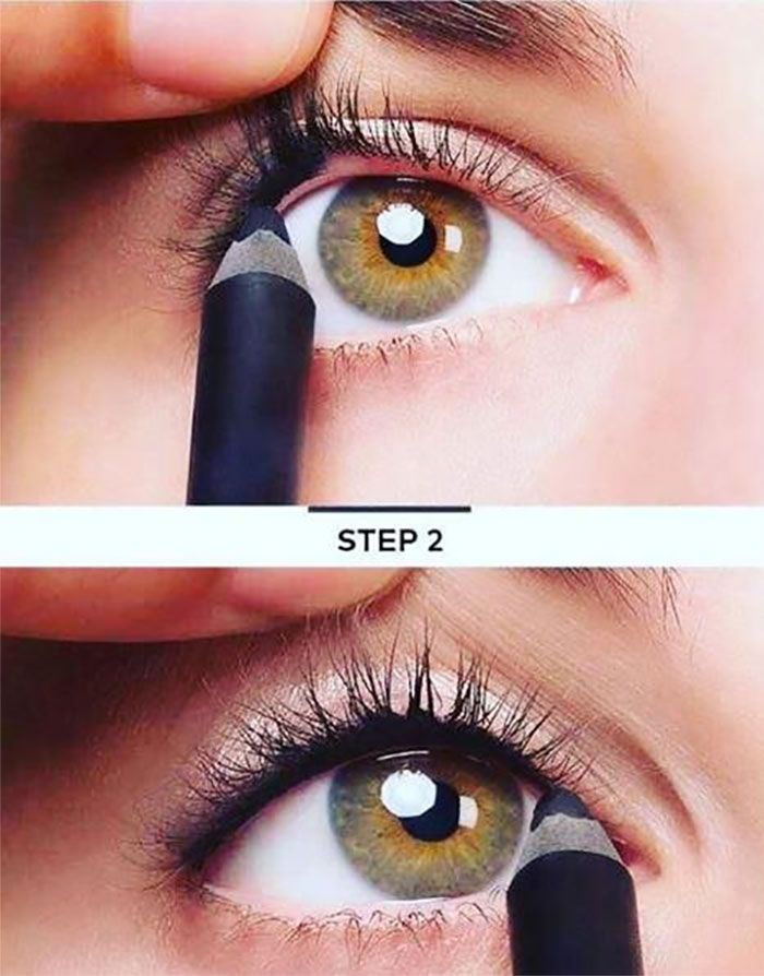 5 With The Little Space Available On Your Eyelid Be Sure Not To