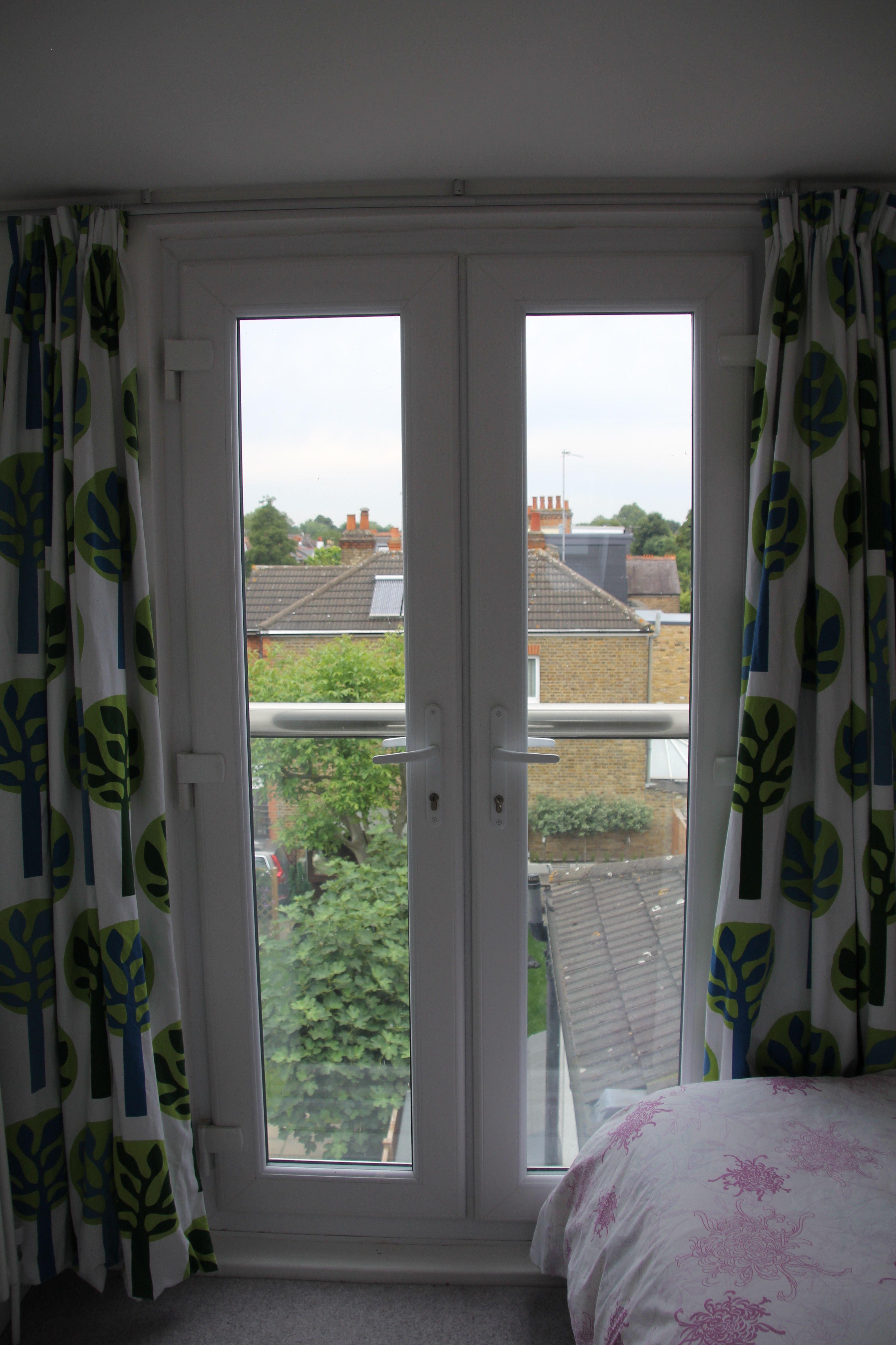 Loft bedroom images  Juliet balcony in the loft bedroom   Kingston Road Post