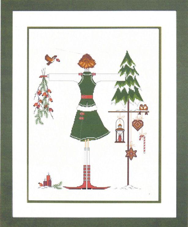 (2) Gallery.ru / Photo # 1 - Lulu bought a Christmas tree - Los-ku-tik