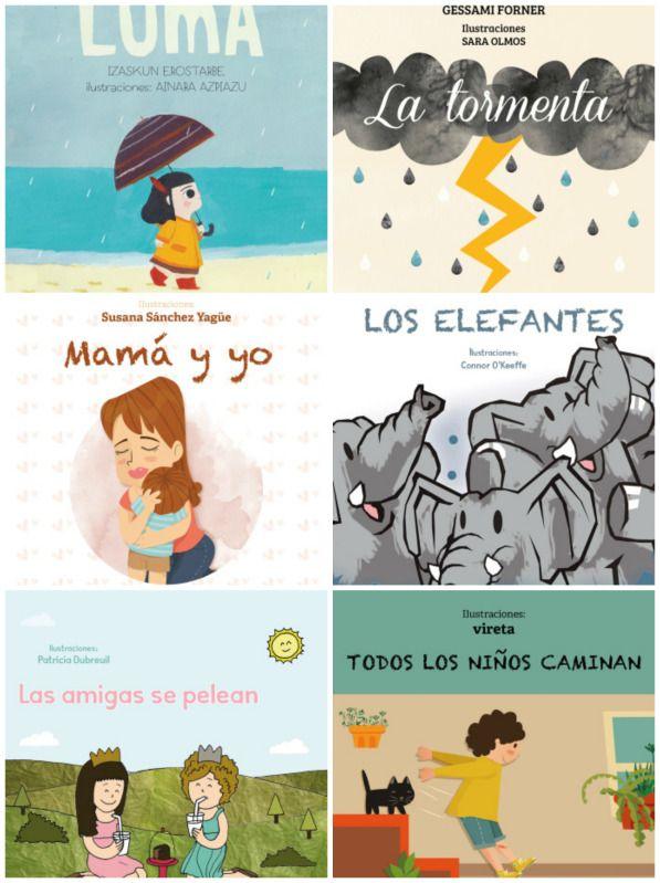libros infantiles viajes