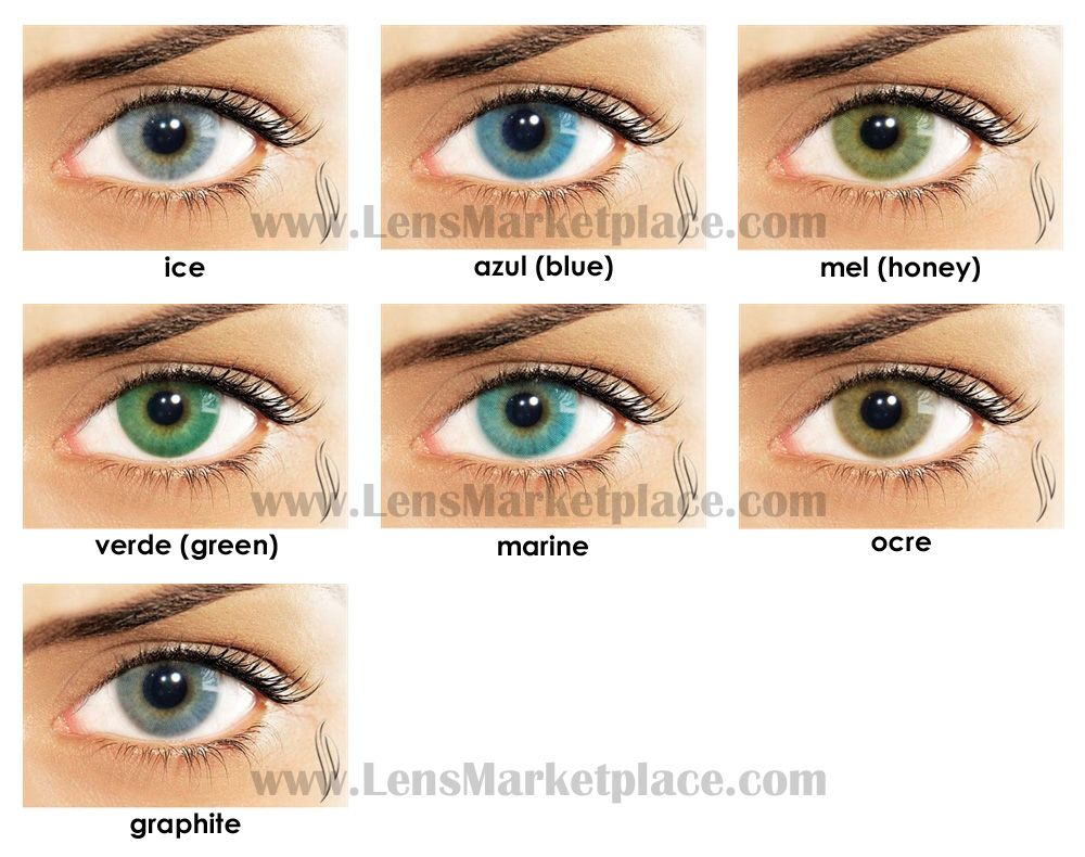 Contacts 101 How To Ly And Take Care Of Your Color Contact Lenses