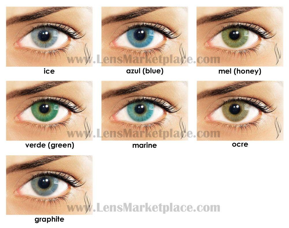 Color contact lenses online shop - Solotica Hidrocor Color Contact Lenses Http Www Wrlens Com Manufacturer