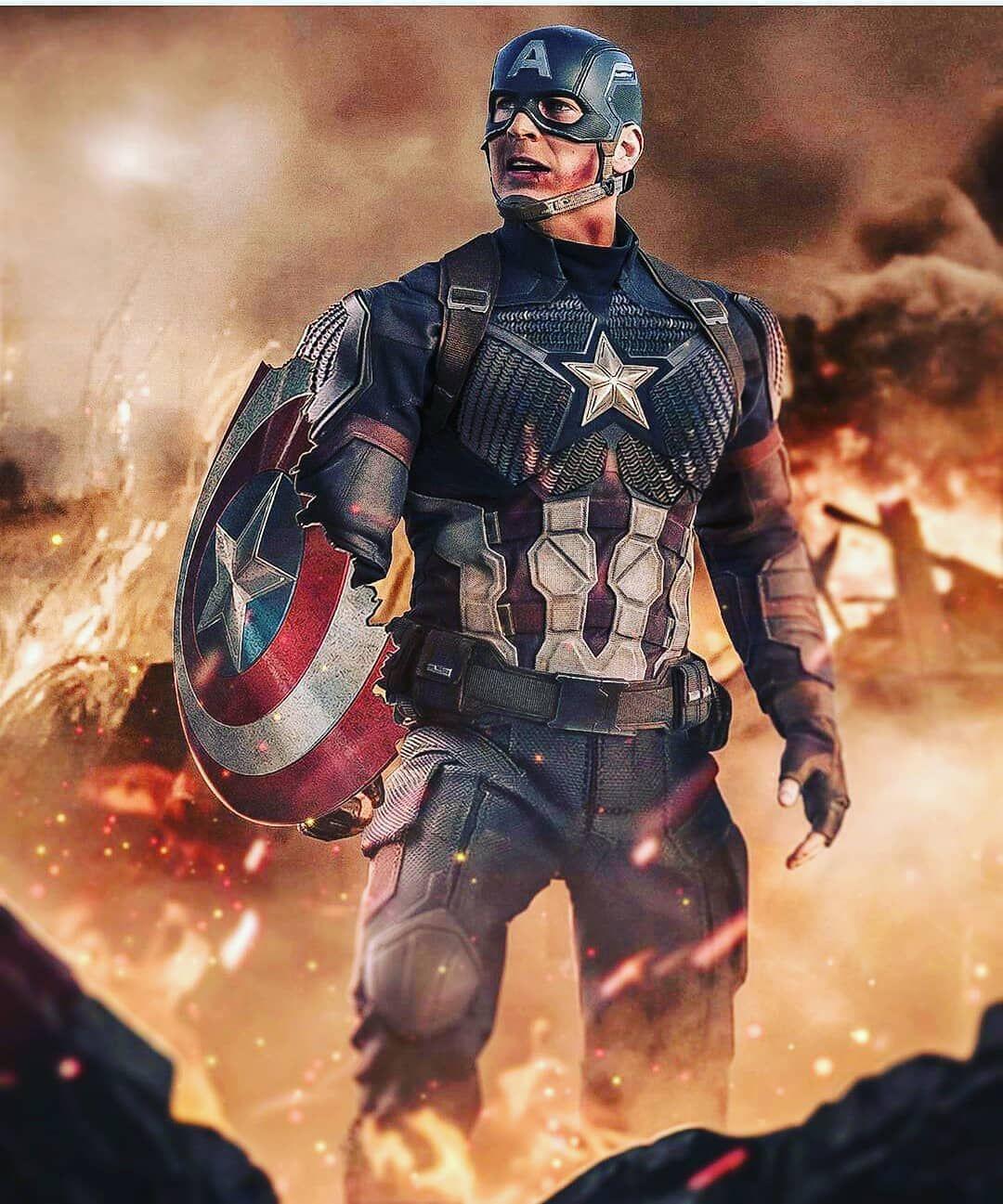 Captain America Avengers Endgame Likefollowa Comment Marvel Stud10s Marvel Superhero Posters Captain America Wallpaper Marvel Captain America