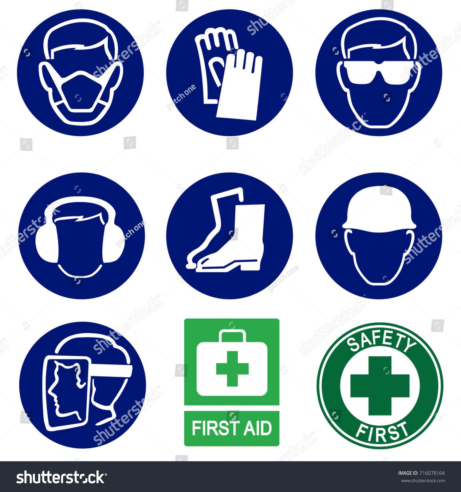 Safety Icons Construction Industry Health Sponsored Affiliate Icons Safety Construction Safety And First Aid Social Media Graphics Resume Design Template
