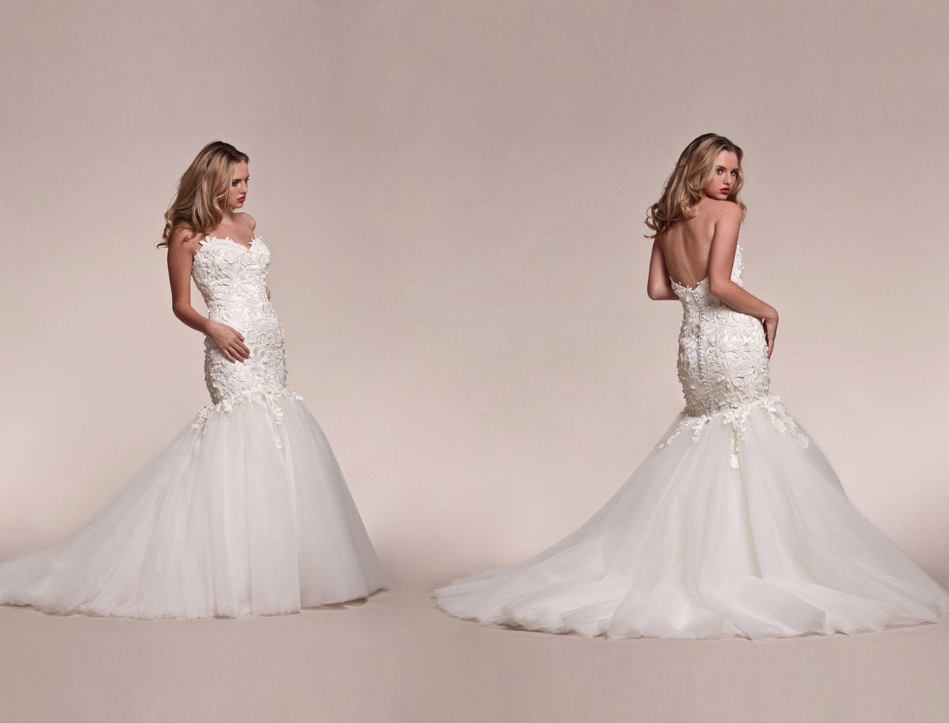 Botanical Kelly Chase Couture Naples Fl Bridal Wedding Bridal Couture Wedding Bridal Bridal