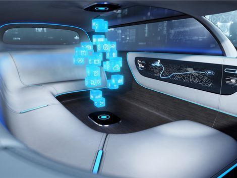 Mercedes-Benz Vision Tokyo concept is a self-driving holographic lounge on wheels (pictures) - Page 9 - Roadshow #conceptcars