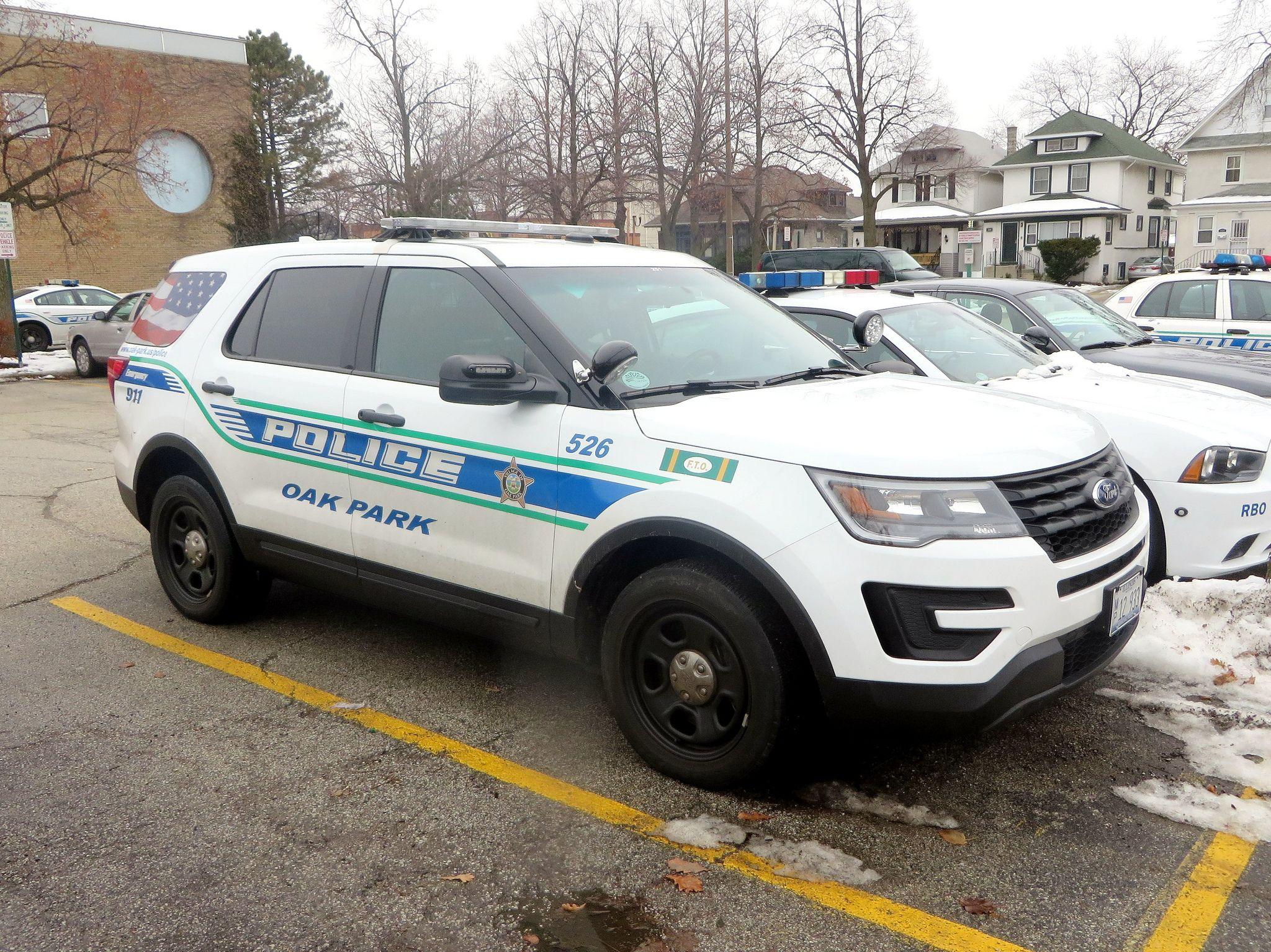 Il oak park police department police police cars