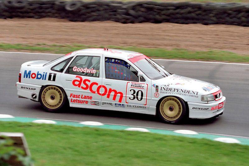 British Touring Cars Btcc Vauxhall Vauxhall Insignia
