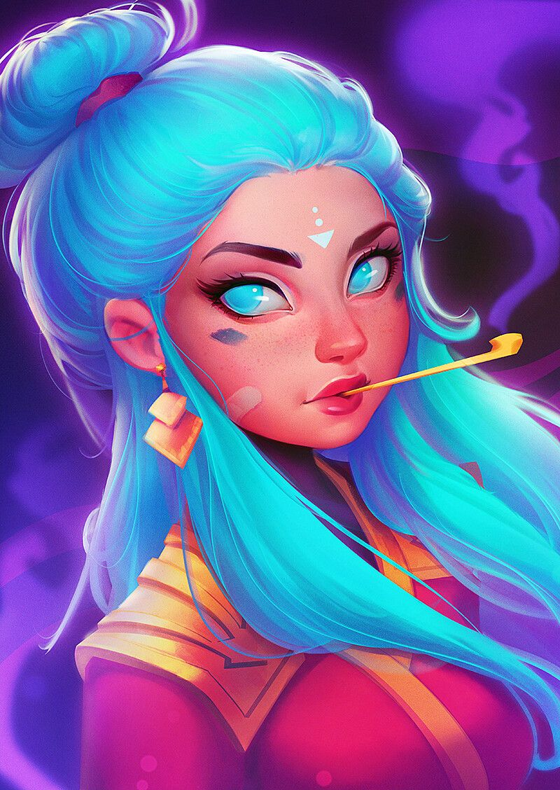 Priestess by Limetown StudiosBacking up stuff found an