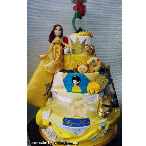 Baby Shower Games · Beauty And The Beast #belle #disney