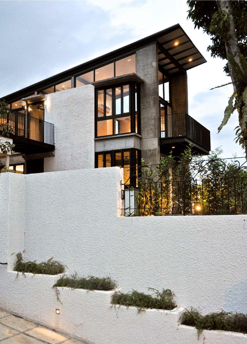 Projects Jelutong House Studio Bikin Architect Kuala Lumpur Malaysia House Renovation Design House Architecture Design