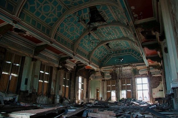 Gartloch Hospital, Glasgow | 20 Abandoned British Buildings That Are All Kinds Of Weird