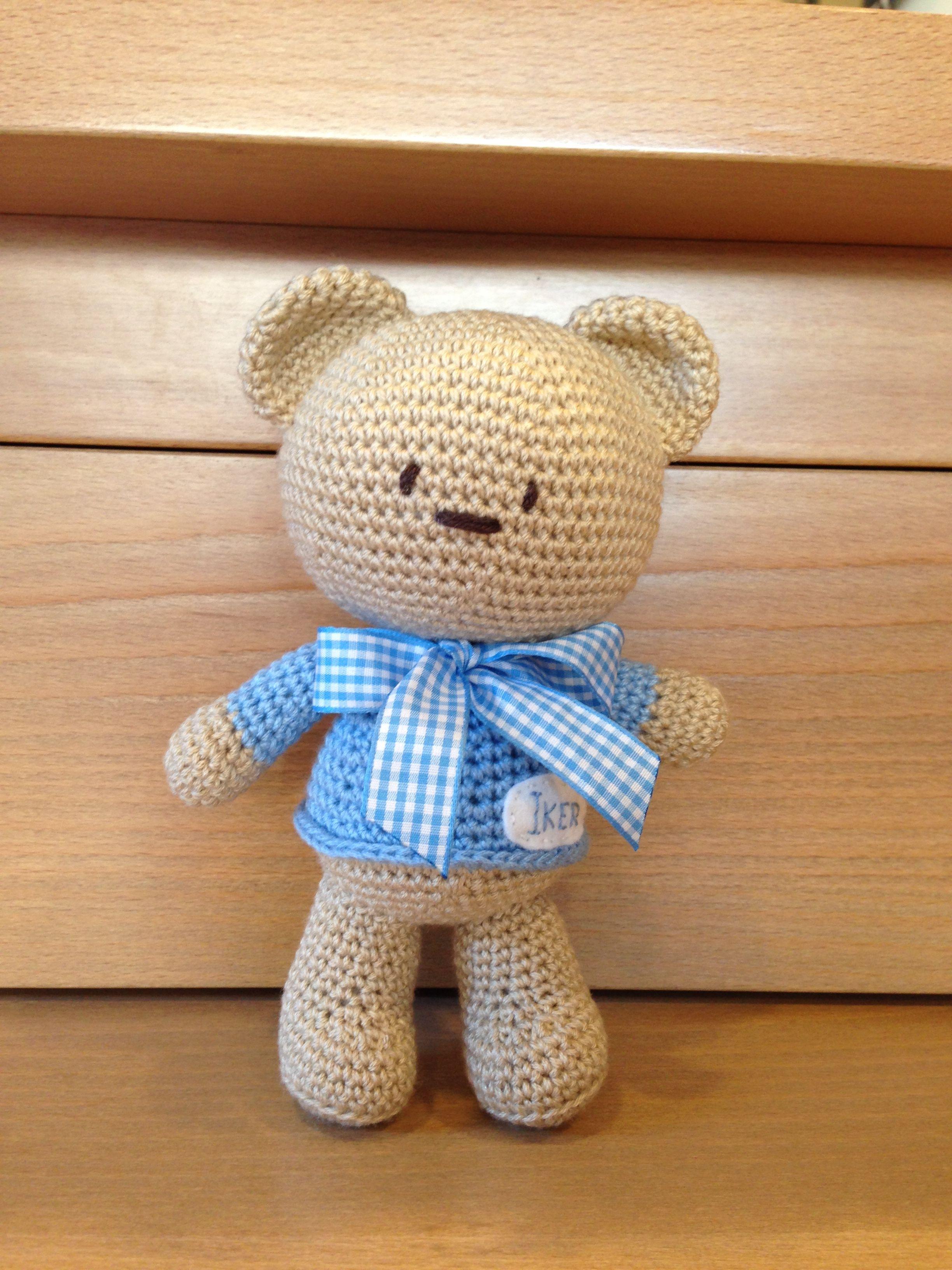 Teddy Bear amigurumi | Ganchillo | Pinterest | Patrones amigurumi ...