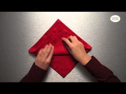 Christmas Tree Napkin Folding-How To-Ideas & Tips-Inspiration ... | 360x480