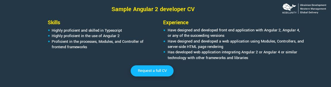 Angular 2 Resume Points Unique Hire Angularjs Developer Salaries Trends