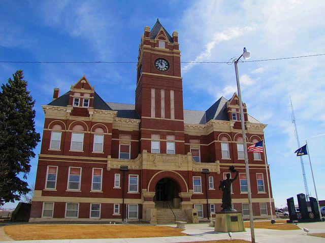 Thomas County (Kansas) courthouse | Kansas | Kansas, State ...